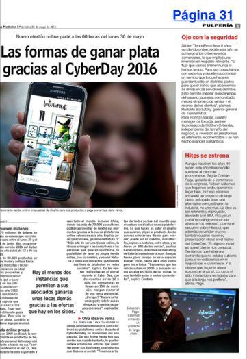Empresa Oficial del CyberDay Chile