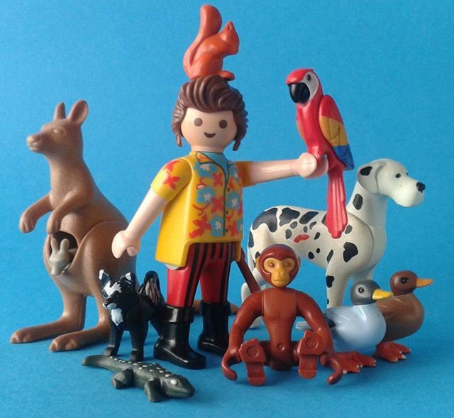 Ace Ventura , Detective de Mascotas.  #playmobil #instaplaymobil  #playmobillovers #pets #playmobilworld #animals #aceventura #petdetective #playmobilcollectorsclub #customtoys #toys #playmobilmania