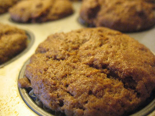Our Lives: Juice Pulp Recipe: Carrot-apple muffin