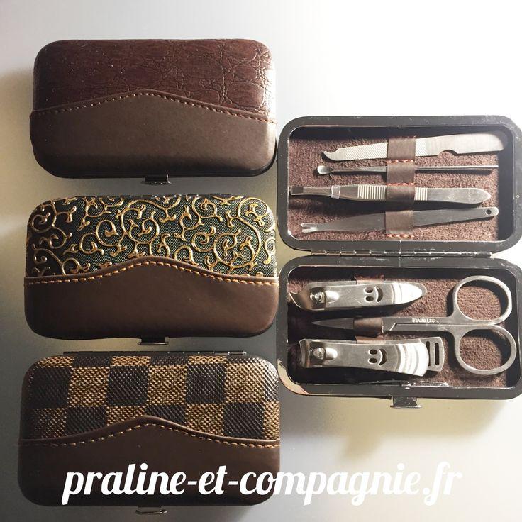 Set de manucure | manicure set shop: praline-et-compagnie.fr ✨