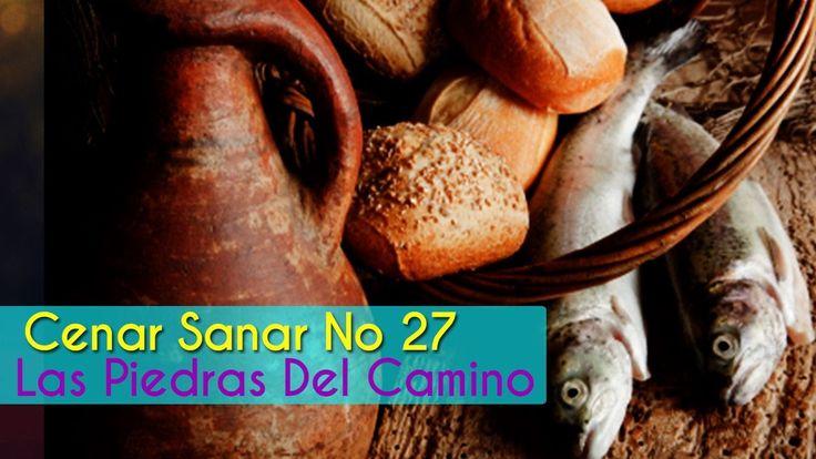 Cenar Sanar No 27  piedras del Camino