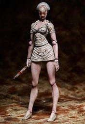 Silent Hill 2: Bubble Head Nurse Figma Figure