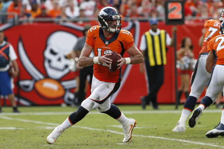 Broncos' HC Vance Joseph insists he's fine with Siemian and Lynch = The Denver Broncos and new head coach Vance Joseph have often been looked at as a team in need of a new starting QB. Though second-year player Trevor Siemian showed…..
