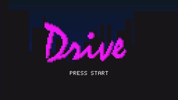 Drive - Game tribute