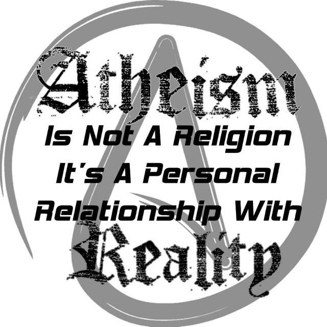 atheist relationship with god