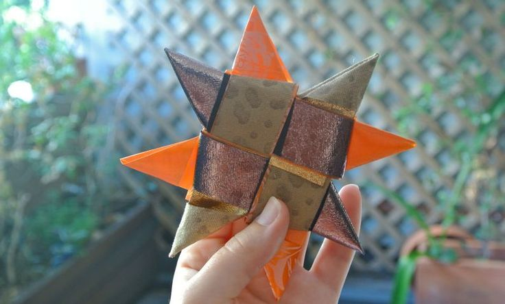 MAKE - 8 Point Woven Star - Two Thousand