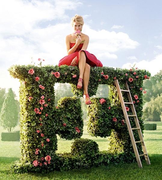 Escada Fragrance Ad Campaign Especially Escada Shot #1