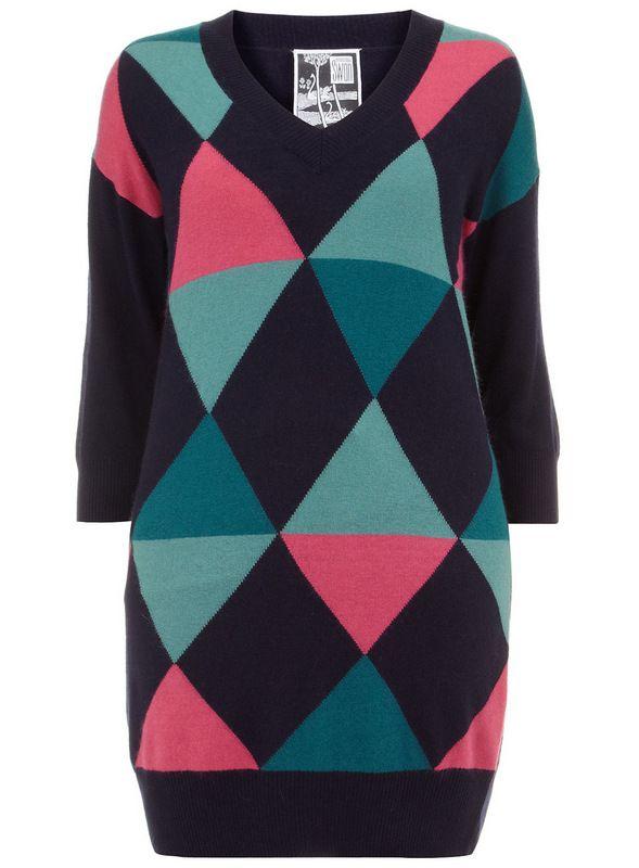 15 Plus Size Sweater Dresses to Keep You Fashionably Warm 2