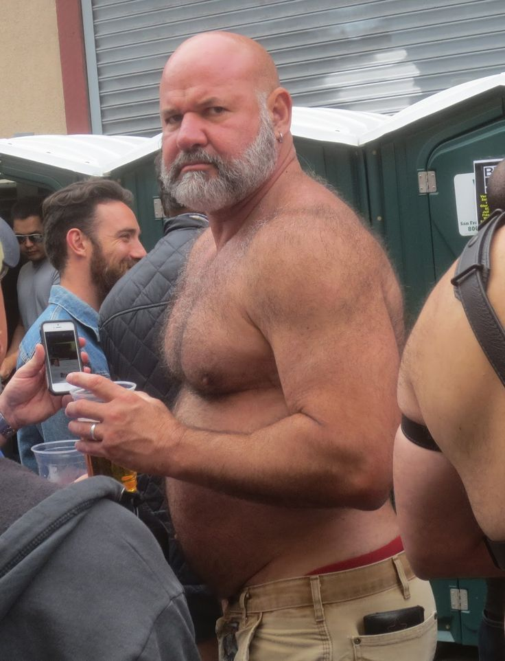This very old daddy big bloge ass