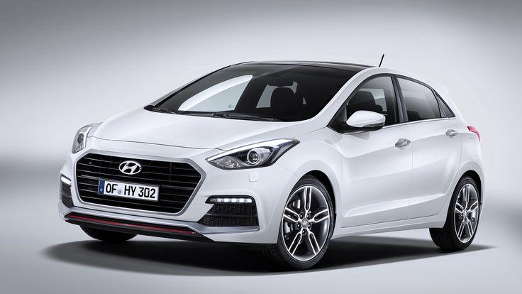 2015 Hyundai i30 Turbo http://www.wsupercars.com/hyundai-2015-i30-turbo.php