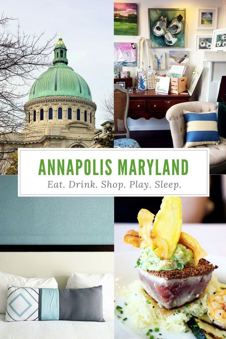 what to do in Annapolis Maryland
