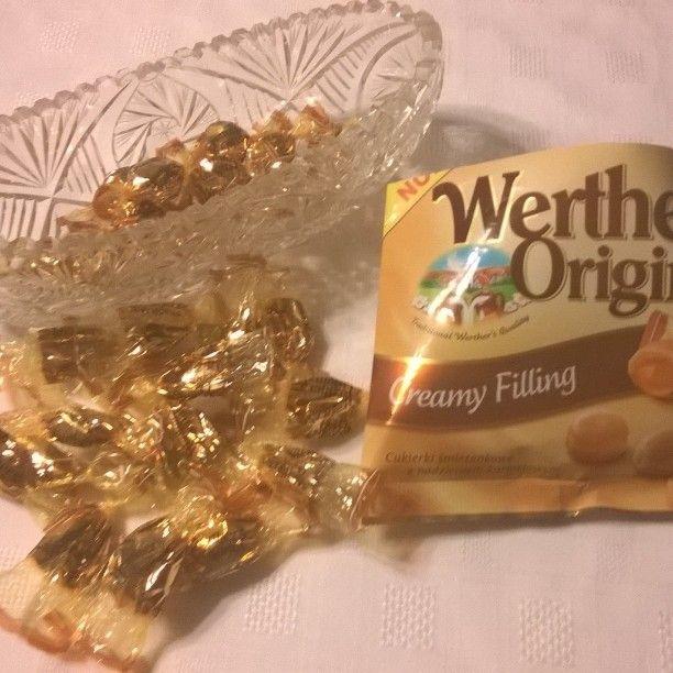 #Werther'sOriginal #CreamyFilling #WypełnioneDelikatnymKarmelowymNadzieniem #SłodkieWspomnienieDzieciństwa #Światkarmelu.pl
