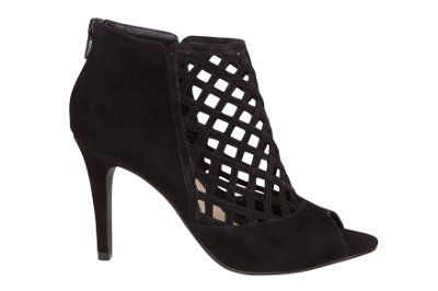 Jane Debster Addict Black Suede