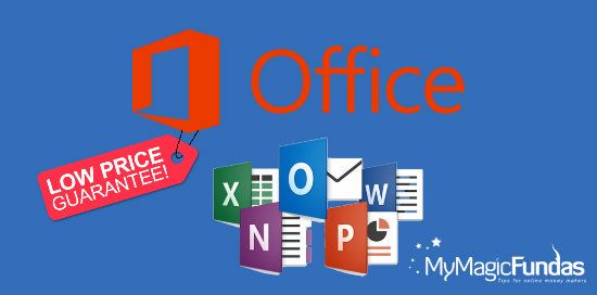Check the tips to get Microsoft Office 2016 for cheap!