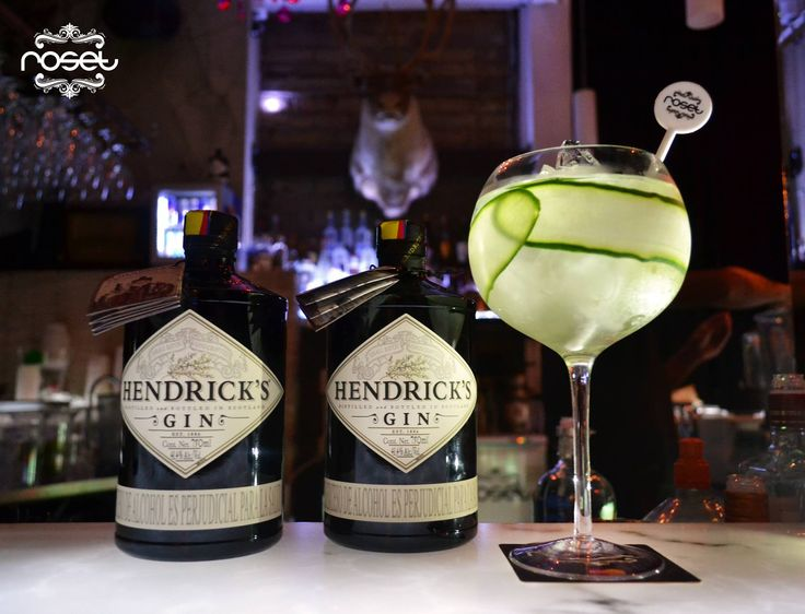 Hendrick´s va dirigida a personas que les gusta probar nuevos sabores y tener una sensación diferente al tomarlo. Te gustaría tomarte un buen Gin Tonic?