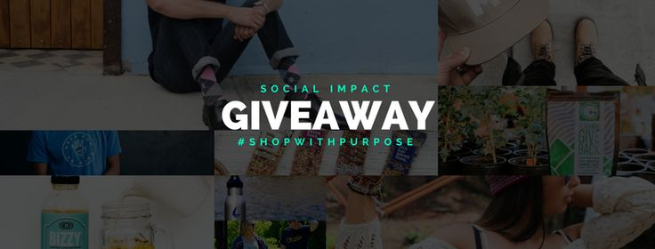 Contest Alert. Sign up here for your chance to win the ultimate social business prize pack. Receive gear form 13 different companies who are creating a better tomorrow through social enterprise.