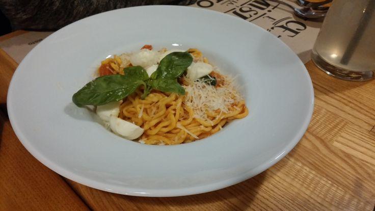 Spaghetti Rustica Misto