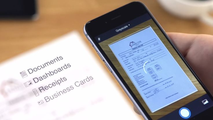 Scanner Pro 6 simplifies scanning documents with your iPhone