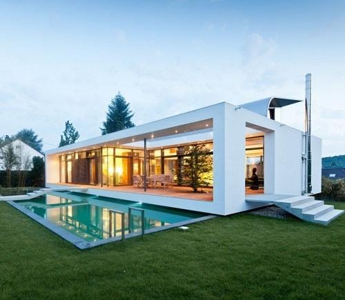 39 best home german prefab images on pinterest - German prefab homes grand designs ...