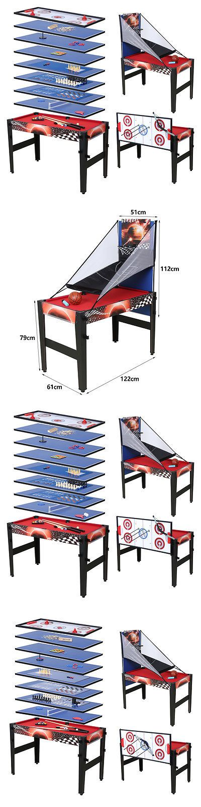 Other Indoor Games 36278: 14 In 1 4Ft Multi Game Table -> BUY IT NOW ONLY: $149.99 on eBay!