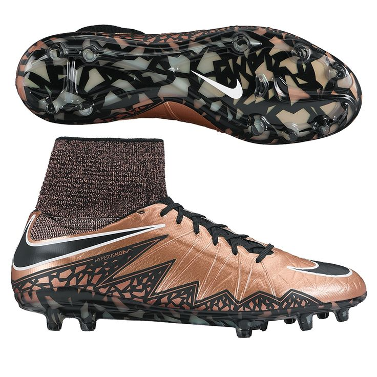 Dance through the defense in the Nike Hypervenom Phantom II soccer cleats. Designed to maximize your agility, the Hypervenom cleats are taking over the field. Join the new breed of attack today. Order your Nike soccer cleats at SoccerCorner.com http://www.soccercorner.com/Nike-Hypervenom-Phantom-II-FG-Soccer-Cleats-p/sm-ni747213-903.htm