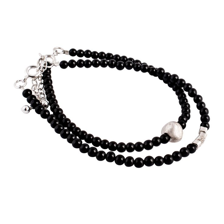Gypsy Stones by Murkani with agate and hand beaten sterling silver charms. Available now at www.murlani.com.au.