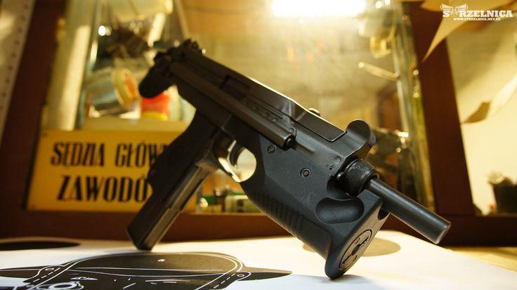 PM 98P Glauberyt  strzelnica | szkolenia | broń palna | prezent | adrenalina