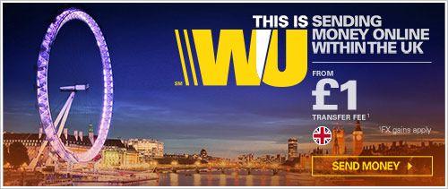 Transfer Money | Western Union