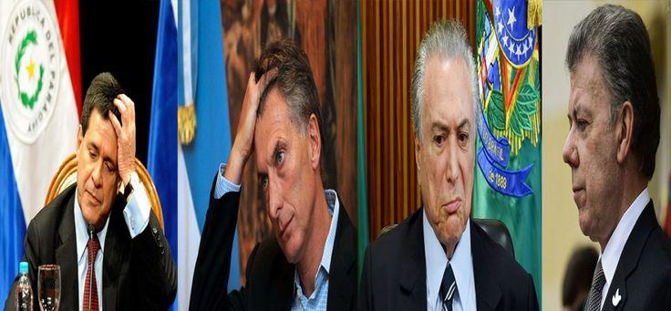 Países que acusan a Venezuela en la OEA están en crisis | Últimas Noticias