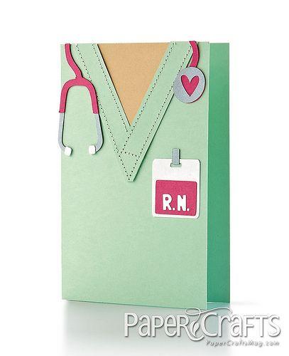 Bolsa de regalo para el/la enfermero(a). Registered Nurse (R.N.)