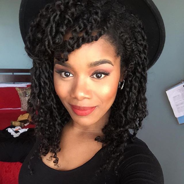 natural hair twist styles with extensions 87 best images about twist me up baby curl mini twists 8986 | d55ce140e159a099f6e2d6ece43006a4