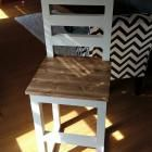 Ana White | Build a Counter Height Bar Stool | Free and Easy DIY Project and Furniture Plans