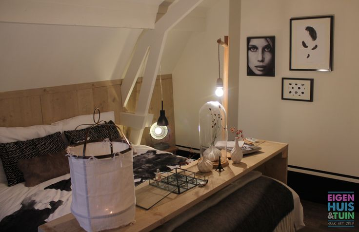 Slaapkamer | Bedroom ★ Ontwerp | Styling ★ JY Design | Yvet van Riek