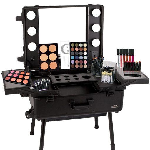 Ultimate Studio Makeup Kit - Filled - Medium -- Makeup Artist Network Online Store