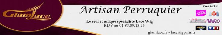Lace Wig Paris: Salon de full lace wig, lace front, glueless wig