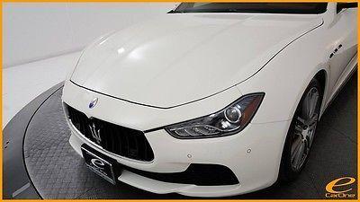 Used Maserati 2014 Ghibli