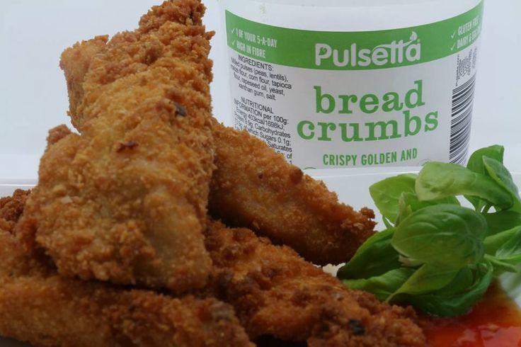 Pulsetta Breadcrumbs