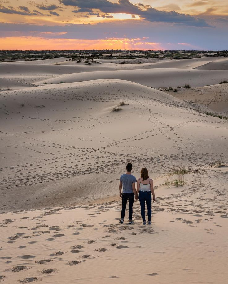 """158 Likes, 3 Comments - Texas Tourism (@texastourism) on Instagram: """"Sunset views at Monahans Sandhills State Park, anyone? Tag who you'd love to vacation here with. 🌄…"""""""