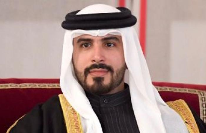 اخبار البحرين اليوم سمو ولي العهد ينيب سمو الشيخ محمد بن سلمان لحضور المباراة النهائية لمسابقة