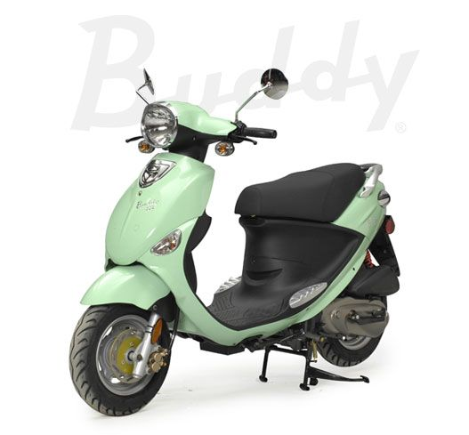 Seafoam Buddy ScooterGenuine Scooters, 50 Scooters, 125Cc Scooters, Scooters Buddy, Motors Scooters, Scooters Life, Buddy 125Cc, Genuine Buddy, Buddy Scooters