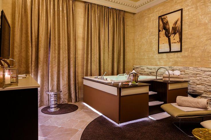 Hotel Quisisana Palace Karlovy Vary / Karlsbad, Czech Republic