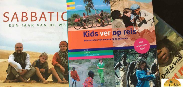 Leukste reisboeken over reizen met kinderen