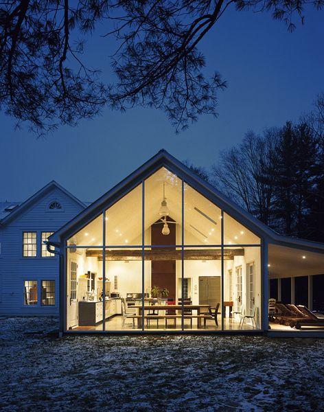 Dwell Magazine, Floating Farmhouse, Catskills   Assignment Work   Mark Mahaney - Photographer