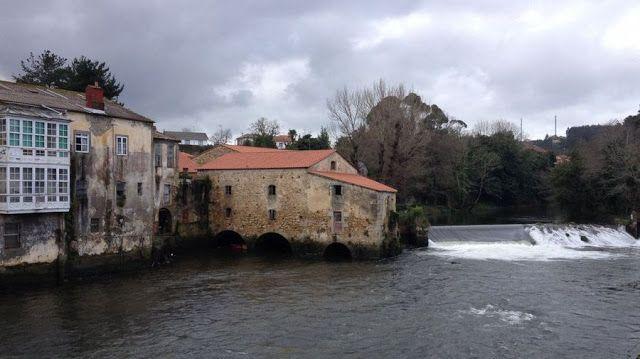 Patrimonio Industrial Arquitectónico Convertir El Molino De Xuvia En Un Museo Narón A Museos Arquitectonico Molino