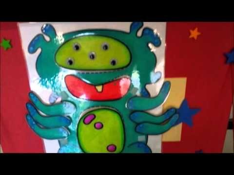 Aula de la maestra Laura: La caja de las mates: Monstruoso