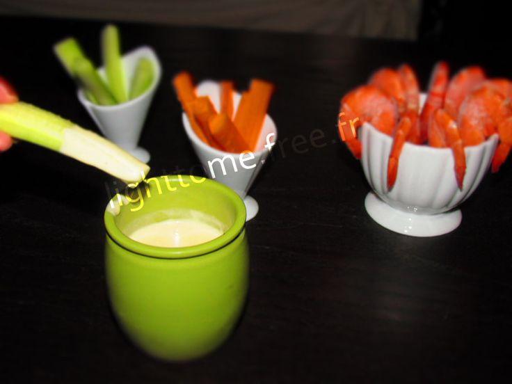 Mayonnaise sans huile , même goût , même texture