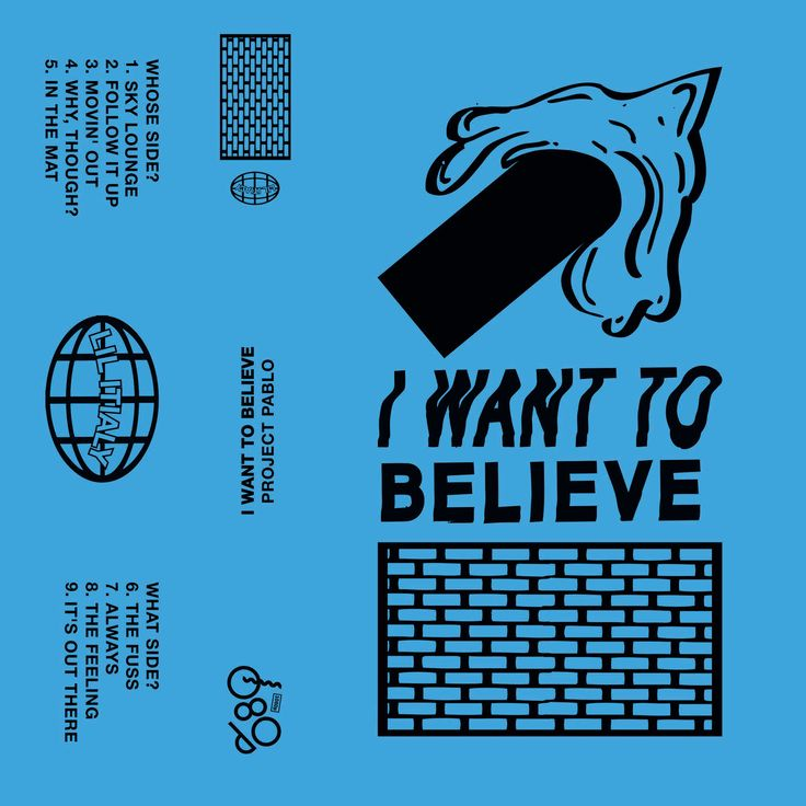 Project Pablo - I Want to Believe (1080p)