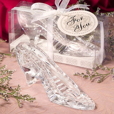 princess collection cinderella glass shoe fairytale wedding bridal shower favors i do pinterest wedding cinderella wedding and bridal