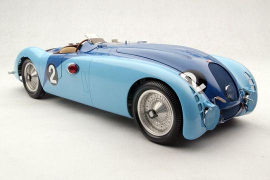 Bugatti Type 57G Tank1937 Le Mans