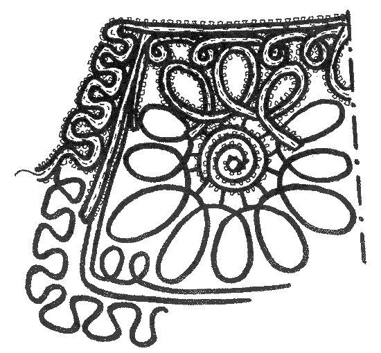 """Книга: """"Старинные секреты плетения кружев"""" (глава 2)"""